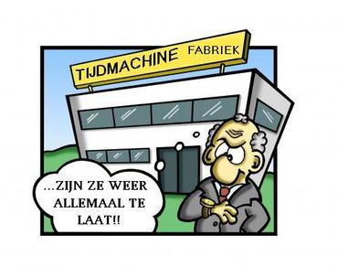 Tijdmachinefabriek