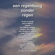 Regenboog Blog Zonder Naam