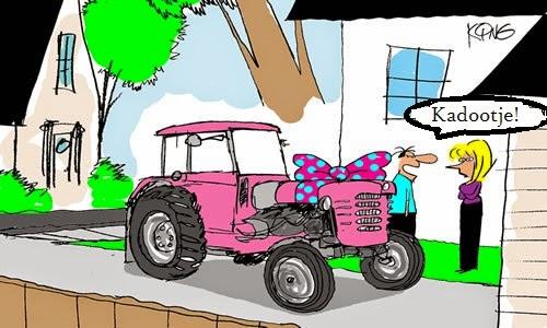 Tractor Blog Zonder Naam